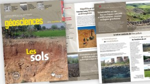 Couverture Geosciences 18