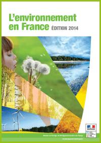 Couverture l'Environnement en France 2014