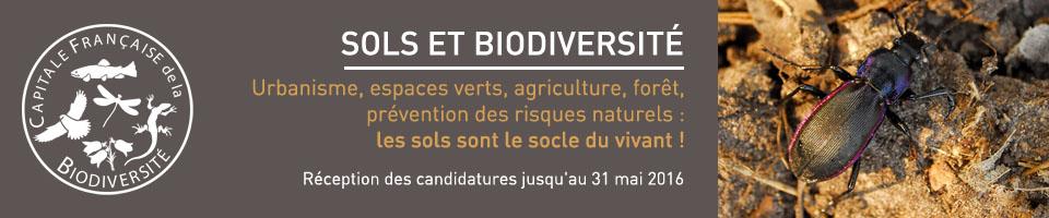 Banniere_ConcoursCapitale_Sols & Biodiversité2016
