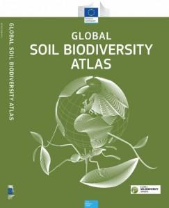 Couverture du Global Soil BiodiversityAtlas